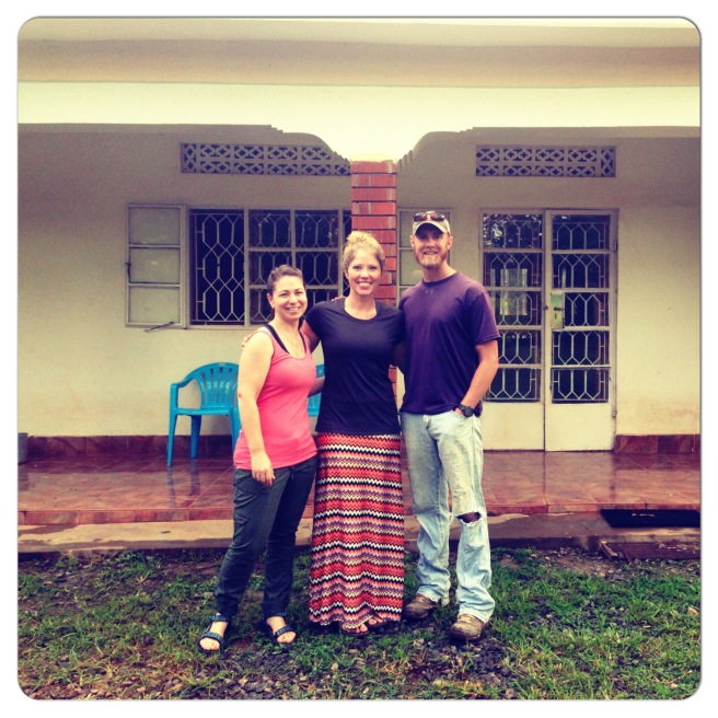 It was fantastic  to host Sara from our First Baptist Opelika Church Family at Abaana's Hope.